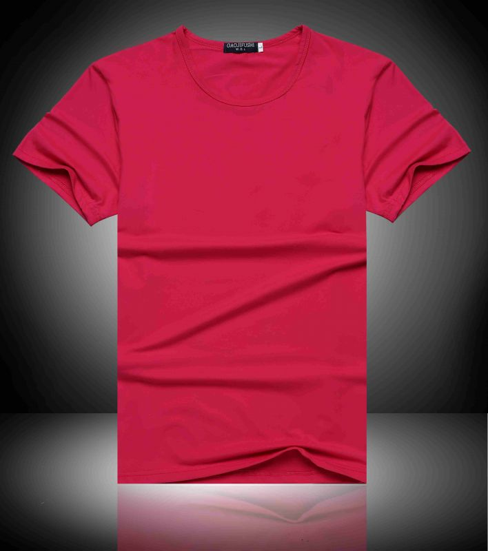 枚红色T恤订制