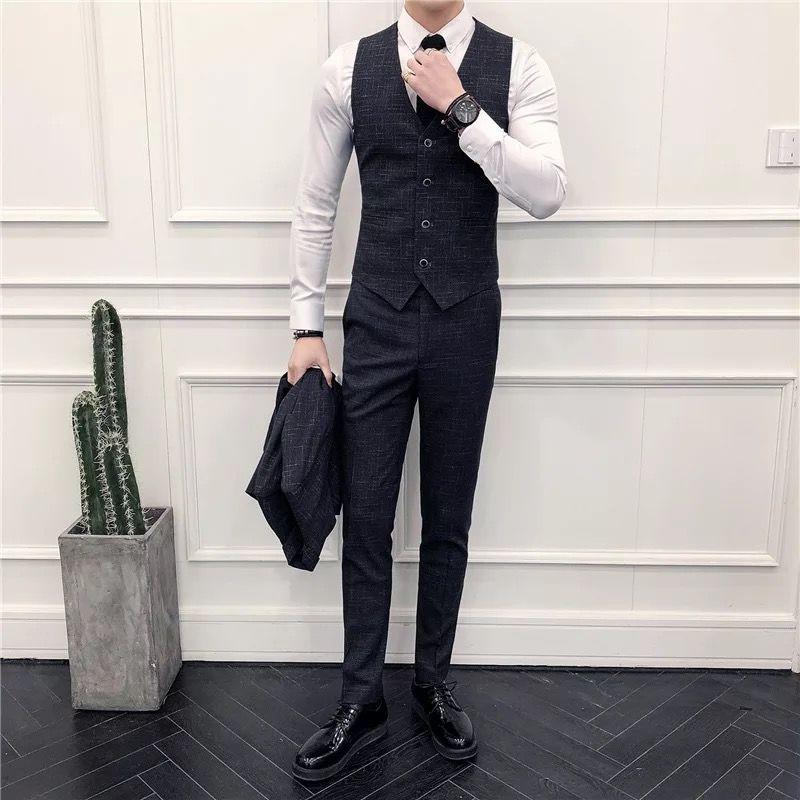 商务休闲西服裤装