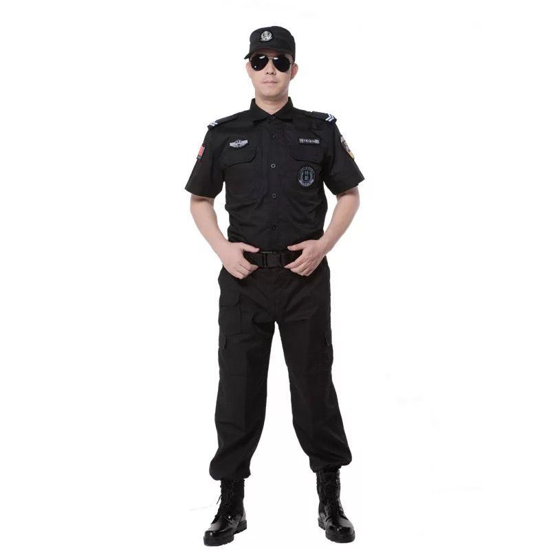 保安特警制服