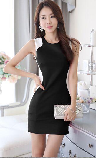 黑色牛仔女裙有哪些好看样式?