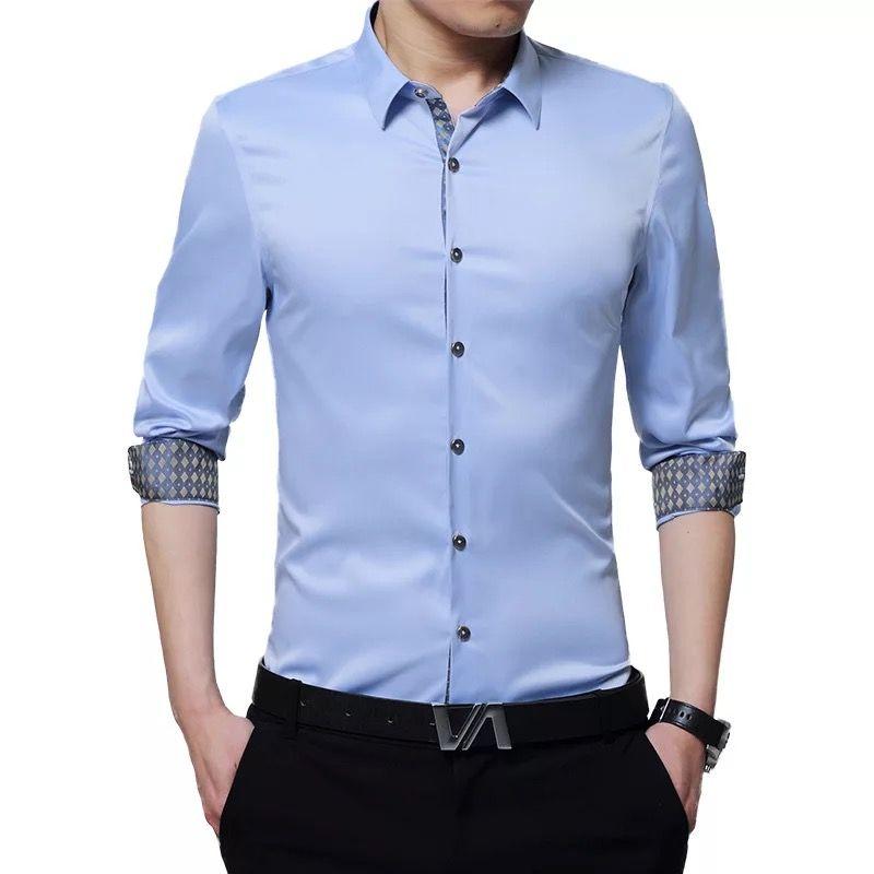 定制衬衫的高级面料