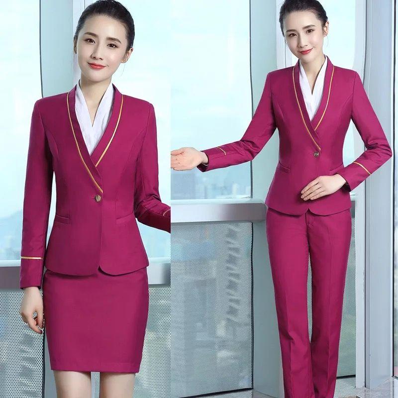 女性酒店东莞工作服制作过程的注意事项