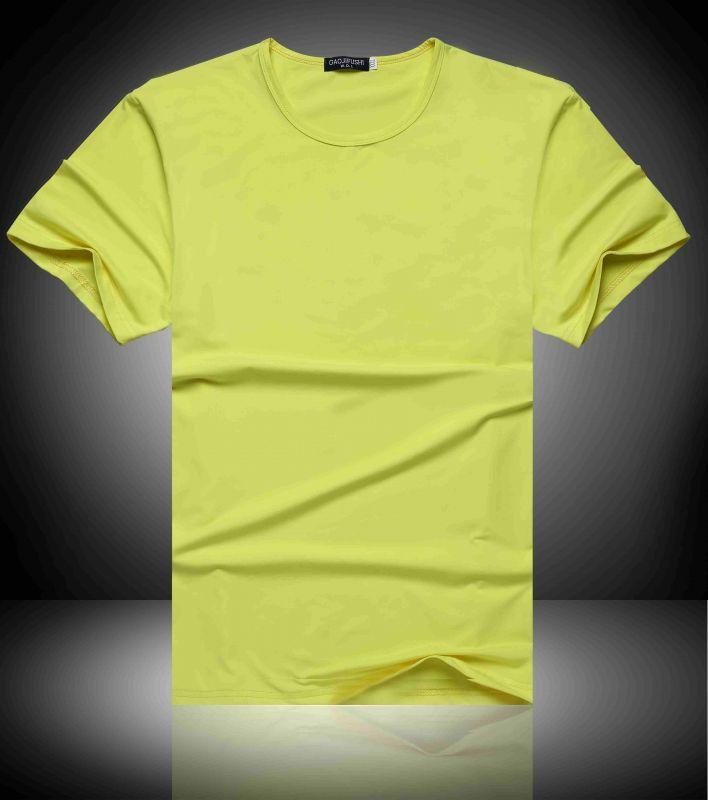 鉴别T恤衫好坏的方法。