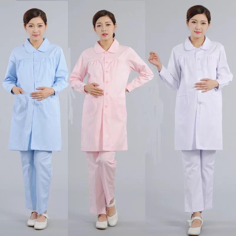 定制护士服的颜sè qū分和作用