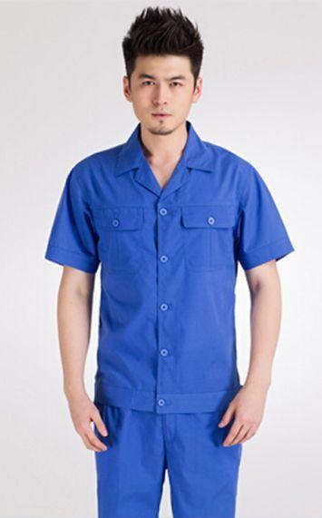 企业如何选择定制东莞工作服的款式和面料?