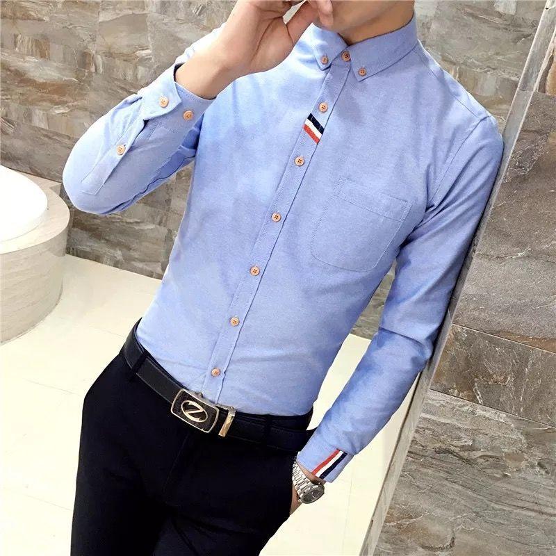 在定制衬衣时纽扣应该怎样选择?
