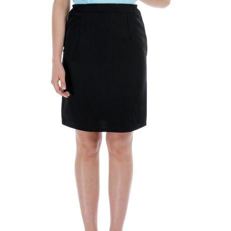精品黑短裙 女士短裙 酒店工作裙子 一步裙 后面开叉